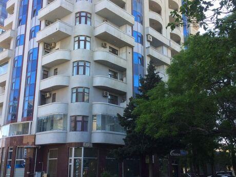 3 otaqlı yeni tikili - Nəsimi r. - 165 m²