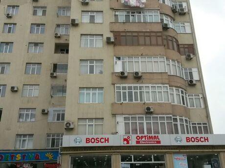 3 otaqlı yeni tikili - Binəqədi r. - 117 m²