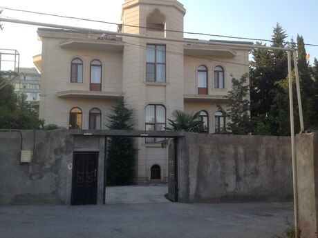 12-комн. дом / вилла - Наримановский  р. - 1000 м²