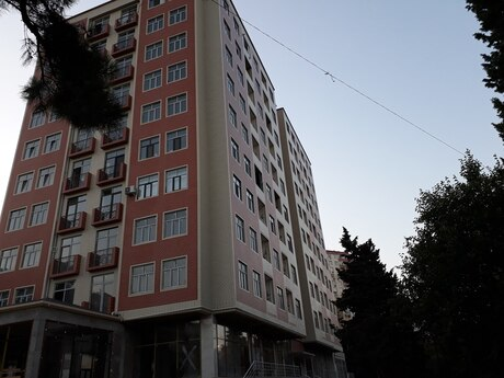 2-комн. новостройка - м. Мемар Аджеми - 85 м²