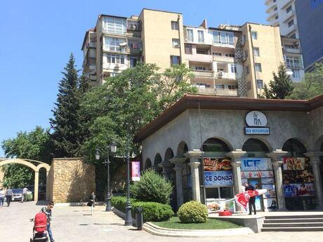 2 otaqlı köhnə tikili - Nəsimi r. - 86 m²