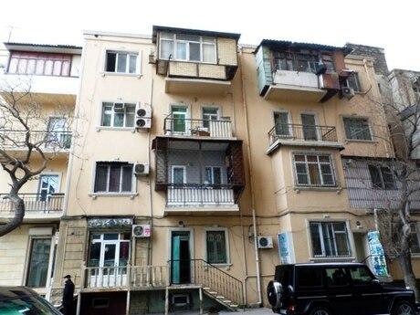 1 otaqlı köhnə tikili - Nəsimi r. - 24 m²