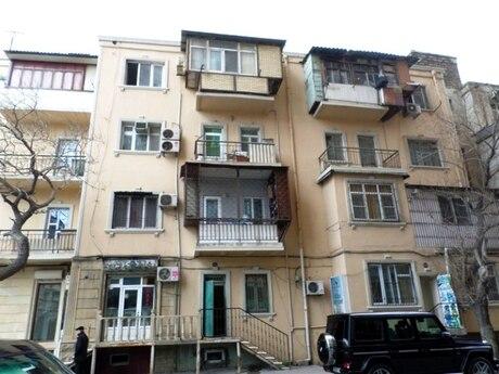 1 otaqlı köhnə tikili - Nəsimi r. - 29 m²