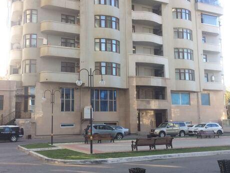 3 otaqlı yeni tikili - Nəsimi r. - 168 m²