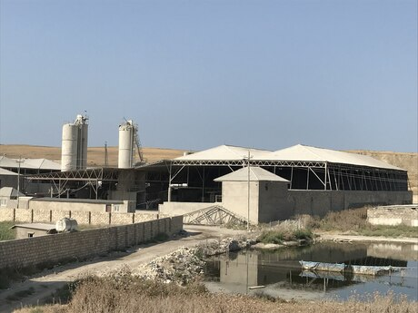 Obyekt - Mehdiabad q. - 4800 m²