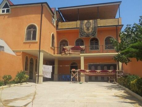 6 otaqlı ev / villa - Sulutəpə q. - 220 m²