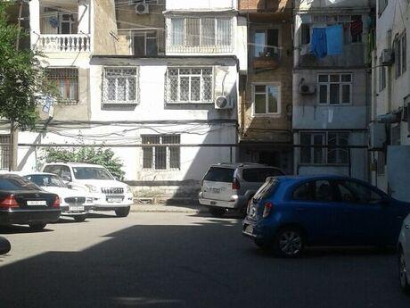 2 otaqlı köhnə tikili - Nəriman Nərimanov m. - 38 m²