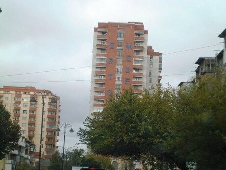 4 otaqlı yeni tikili - Nərimanov r. - 178 m²