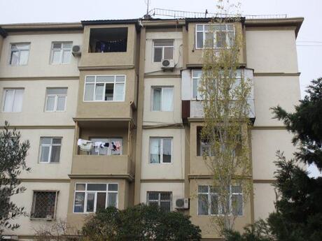 2 otaqlı köhnə tikili - Nizami m. - 50 m²