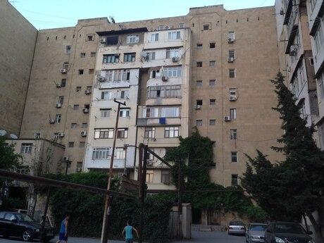 3 otaqlı köhnə tikili - Yasamal r. - 100 m²
