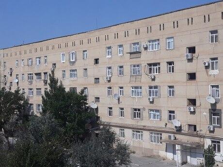 5 otaqlı köhnə tikili - Lökbatan q. - 105 m²