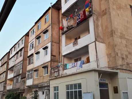 1 otaqlı köhnə tikili - Buzovna q. - 33 m²