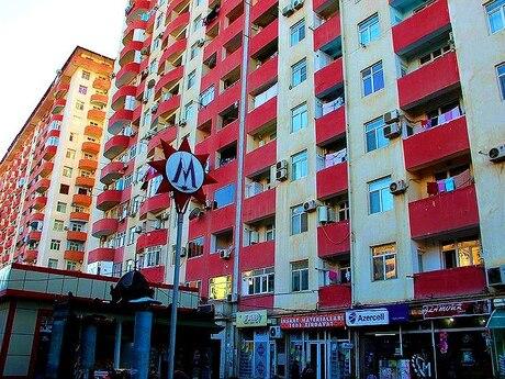 2 otaqlı yeni tikili - Həzi Aslanov m. - 104 m²