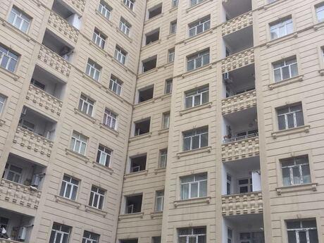 3-комн. новостройка - м. Насими - 96 м²