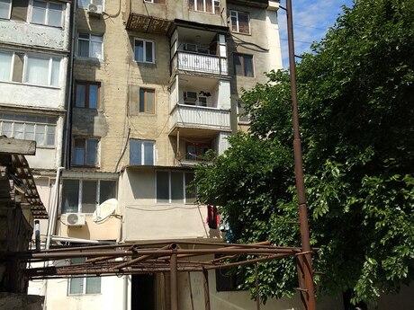 2-комн. вторичка - пос. Ясамал - 38 м²