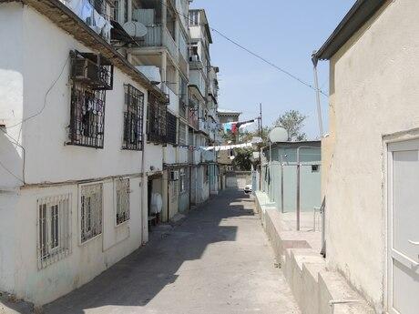 1 otaqlı köhnə tikili - Bayıl q. - 30 m²