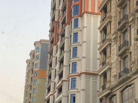 3 otaqlı yeni tikili - Nəsimi r. - 123 m²