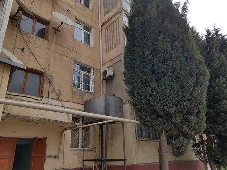 3 otaqlı köhnə tikili - Əmircan q. - 64 m²