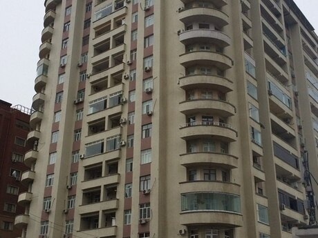 4-комн. новостройка - м. Гянджлик - 192 м²