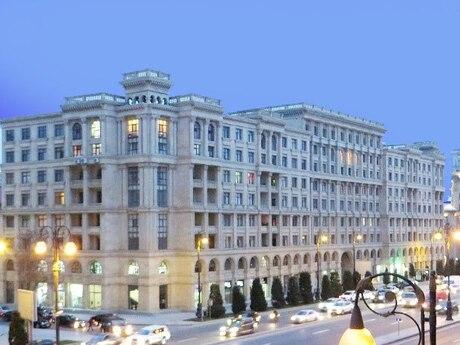 3-комн. новостройка - м. Нариман Нариманова - 91 м²