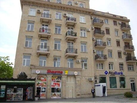 6 otaqlı köhnə tikili - Nizami m. - 190 m²