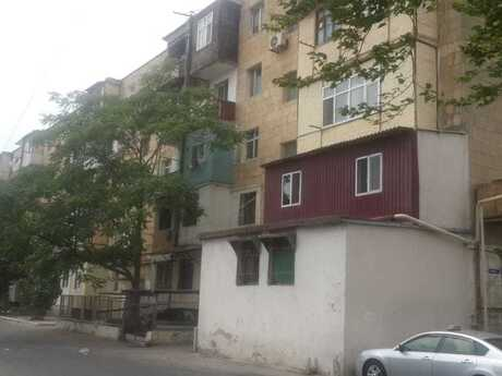 3 otaqlı köhnə tikili - Mərdəkan q. - 65 m²