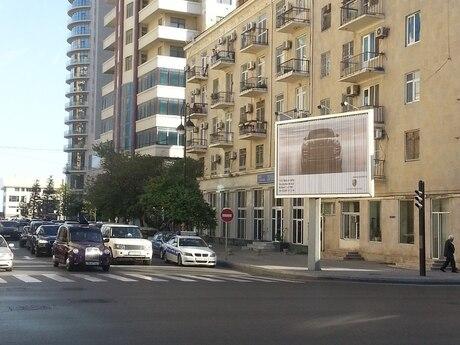 1 otaqlı köhnə tikili - Səbail r. - 35 m²