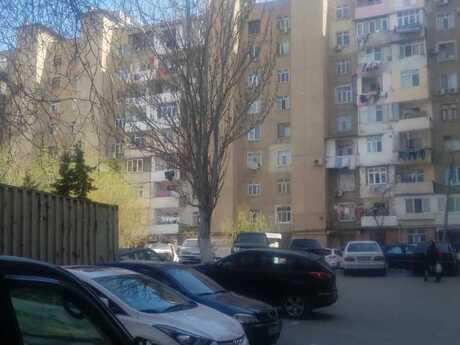 4 otaqlı köhnə tikili - Həzi Aslanov m. - 110 m²