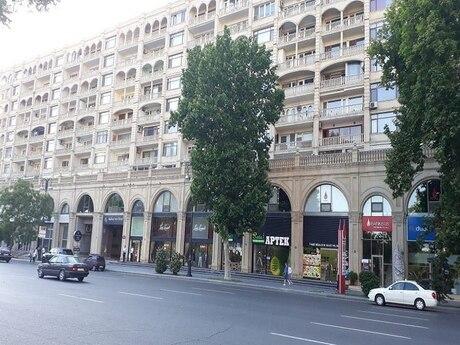 4 otaqlı köhnə tikili - Sahil m. - 106 m²