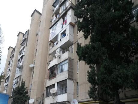 3 otaqlı köhnə tikili - Həzi Aslanov m. - 57 m²