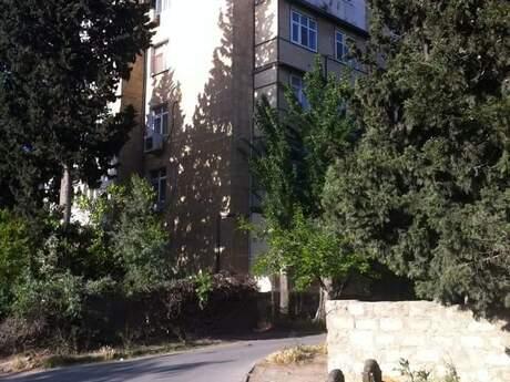 1 otaqlı köhnə tikili - Həzi Aslanov q. - 45 m²