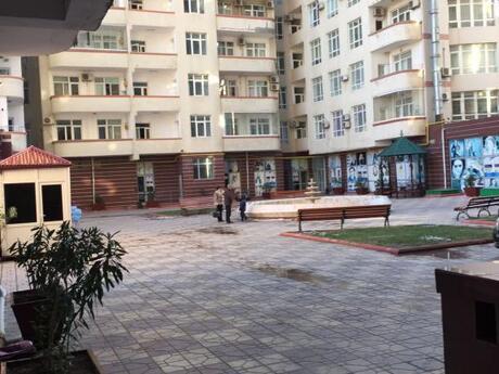 4 otaqlı yeni tikili - Nəriman Nərimanov m. - 192 m²