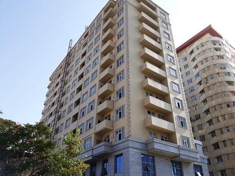 3-комн. новостройка - м. Шах Исмаил Хатаи - 82 м²