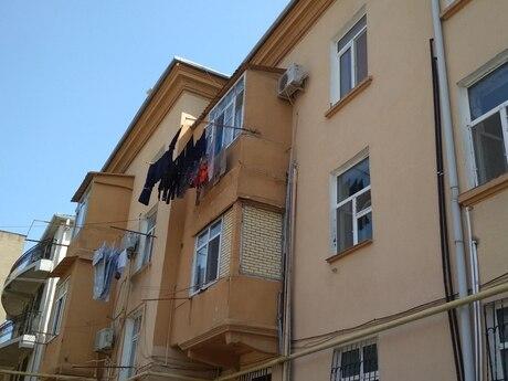 3-комн. вторичка - м. Проспект Азадлыг - 55 м²