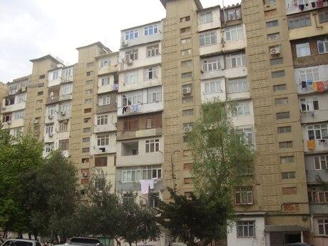 1 otaqlı köhnə tikili - Bayıl q. - 37 m²