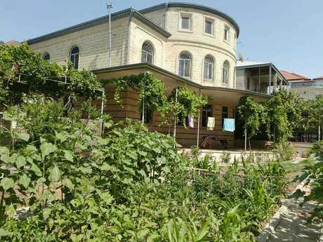 10 otaqlı ev / villa - Bakıxanov q. - 410 m²