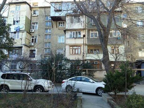 2 otaqlı köhnə tikili - Nizami r. - 50 m²