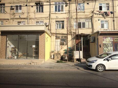 1 otaqlı köhnə tikili - Keşlə q. - 23 m²