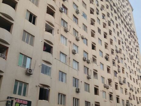 3-комн. новостройка - м. Бакмил - 156 м²