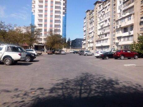 4 otaqlı köhnə tikili - Nəsimi m. - 110 m²