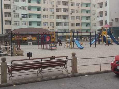 3-комн. новостройка - м. Ази Асланова - 124 м²