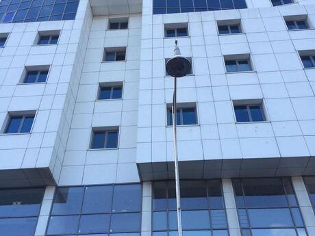 20 otaqlı ofis - Şah İsmayıl Xətai m. - 800 m²