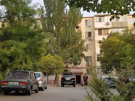 1 otaqlı köhnə tikili - Neftçilər m. - 30 m²