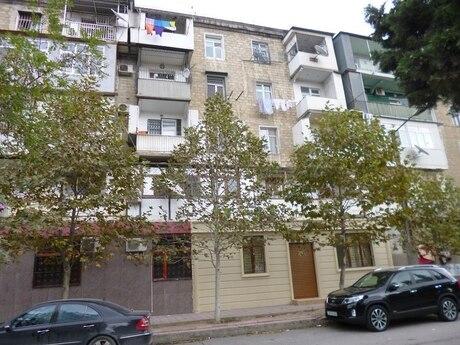 2 otaqlı köhnə tikili - Nəriman Nərimanov m. - 57 m²