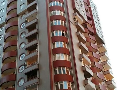 2-комн. новостройка - м. Сахиль - 75 м²