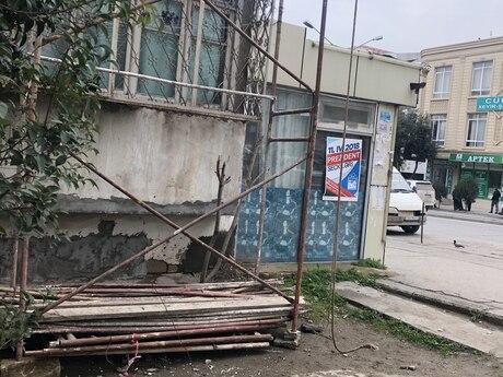 2-комн. вторичка - м. Мемар Аджеми - 54 м²