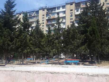 3 otaqlı köhnə tikili - Əhmədli m. - 76 m²
