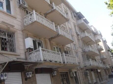 1 otaqlı köhnə tikili - Neftçi bazası  - 35 m²