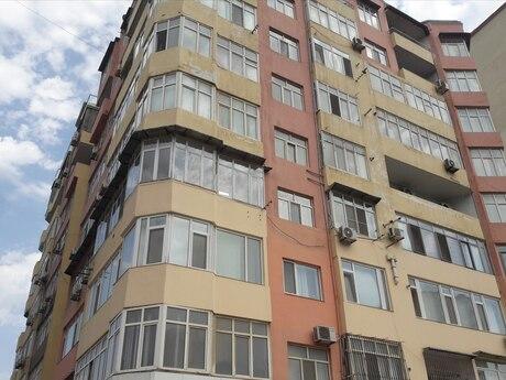 4 otaqlı yeni tikili - İnşaatçılar m. - 165 m²