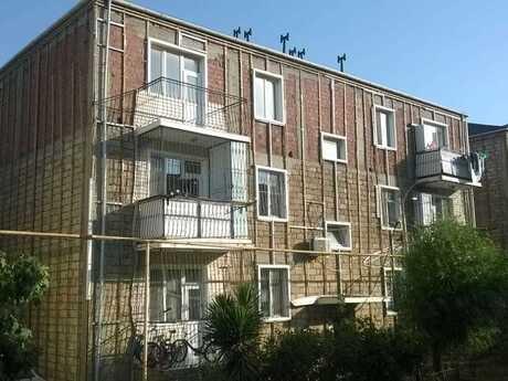 2 otaqlı köhnə tikili - Zabrat q. - 57 m²
